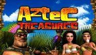Игровой автомат Aztec Treasure - онлайн клуб Вулкан