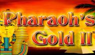Игровой автомат Pharaohs Gold 2 бесплатно онлайн