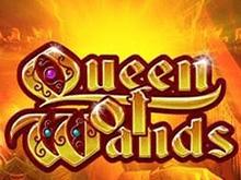 На популярном игровом портале Королева Жезлов