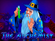 На популярном игровом портале The Alchemist