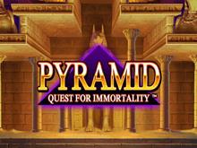 Секреты автомата Пирамида: В Поисках Бессмертия и Вулкан Удачи